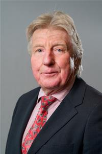 Councillor Alan James